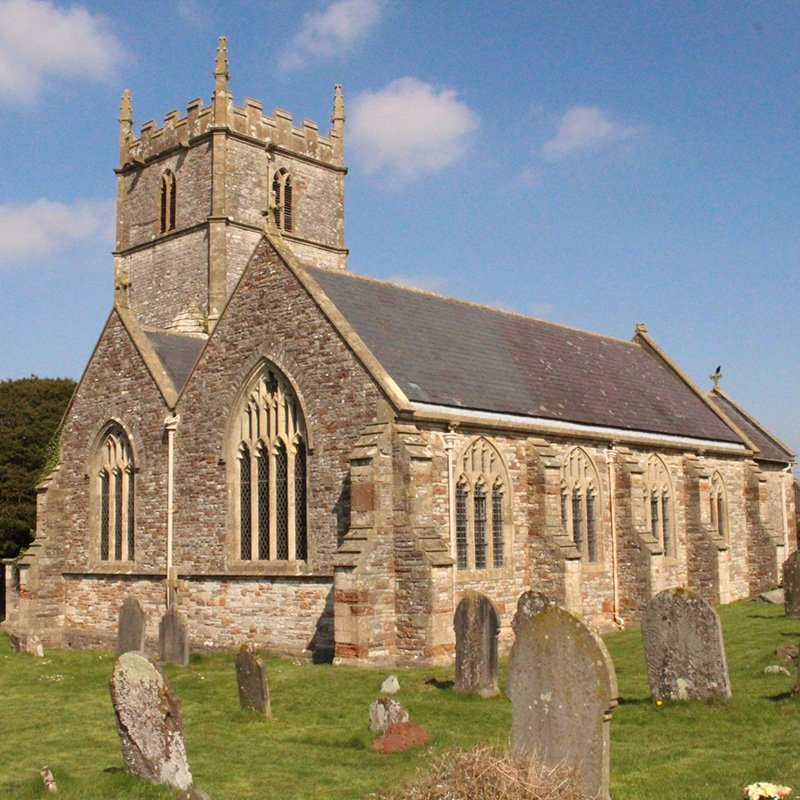 St Mary the Virgin, Stanton Drew