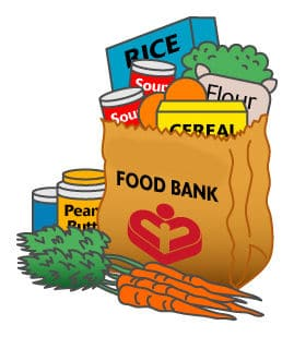 Harvest Foodbank Collection